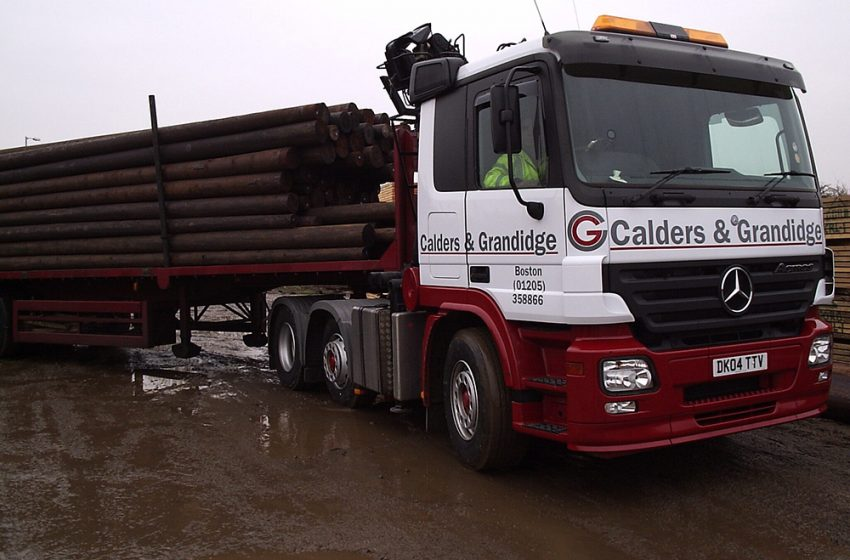 QUALITY FROM THE INSIDE OUT WITH CALDERS & GRANDIDGE