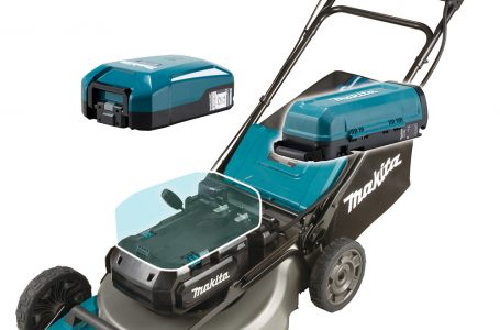 MAKITA EXPANDS LEADING LXT RANGE WITH NEW LM001CZ LAWNMOWER