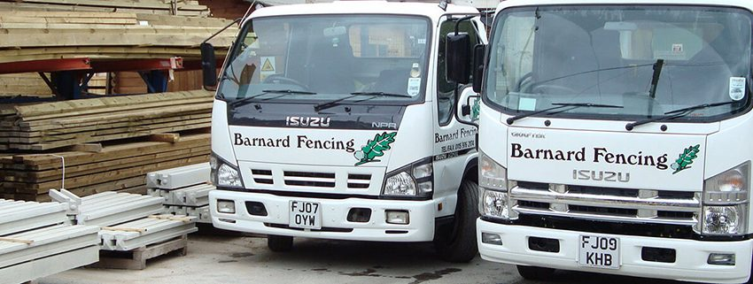 BARNARD FENCING BOOMING IN A COVID WORLD