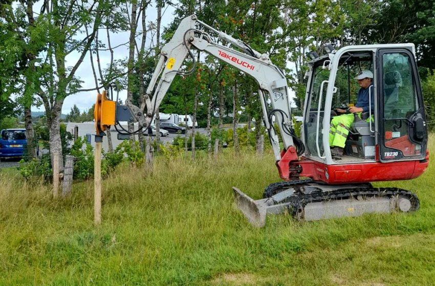 THE MOST COMPACT AND EFFECTIVE ATTACHMENT ON SITE