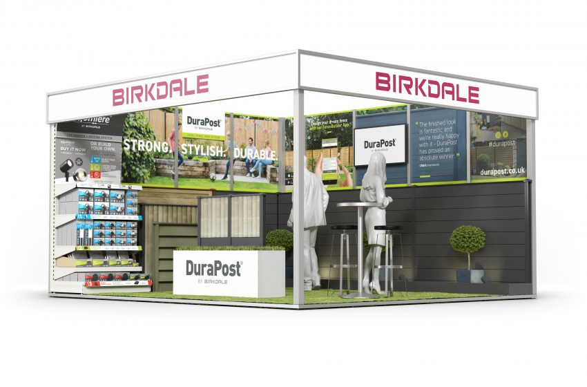 BIRKDALE TO SHOWCASE DURAPOST® AND ELLUMIÈRE AT GLEE
